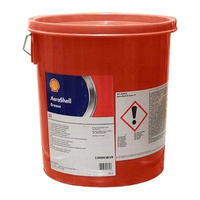 Aeroshell Grease 33 17kg Pail