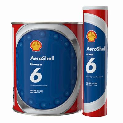 Aeroshell Grease 6
