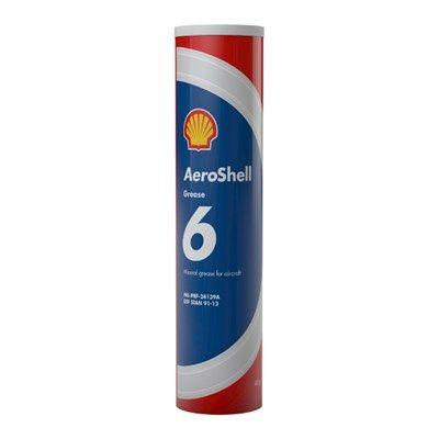Aeroshell Grease 6 14.1 oz Cartridge