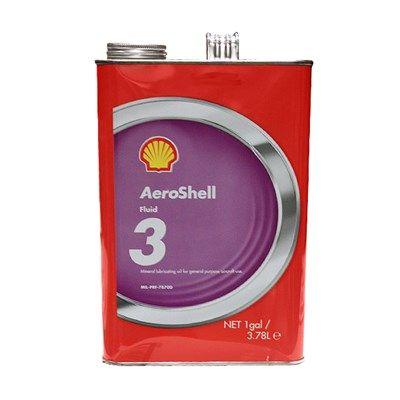 AeroShell Fluid 3 - EXPIRY 23rd Jan 2021