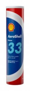 Aeroshell Grease 33 400gr cartridge