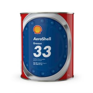 Aeroshell Grease 33 3kg Can